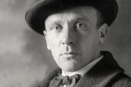 "Mikhail Bulgakov completed his novel ""Moliere"""