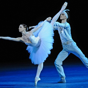 Bolshoi Ballet starts its tour at La Scala
